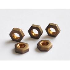 ОСТ 1 33039-80 Гайки шестигранные для нерасчетных соединений и стопорения