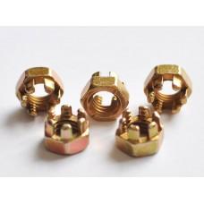 ОСТ 1 33109-86 Гайки шестигранные корончатые усиленные